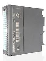 331-7KF02 Аналоговые входа, AI 8x12Bit, мультивход I/U/R, термосопротивление, термопара