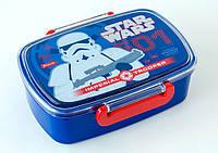 "Контейнер для завтрака (ланчбокс) ""Star wars - Звездные войны"" на 750 мл, ТМ 1 Вересня"