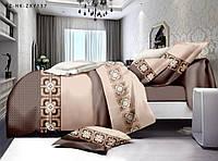 Комплект постельного белья сатин люкс 3D Moon Love ST 251060 (Полуторный)