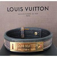 Браслет Louis Vuitton монограмма