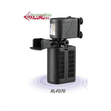 XiLONG XL-F070 фильтр аквариумный внутренний, 12W, фото 2