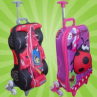 Акция на детские чемоданчики VGR (Италия)