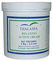Thalaspa крем для тела ароматический РеЛаксация - RELAXING ACTIVE CREAM 1кг