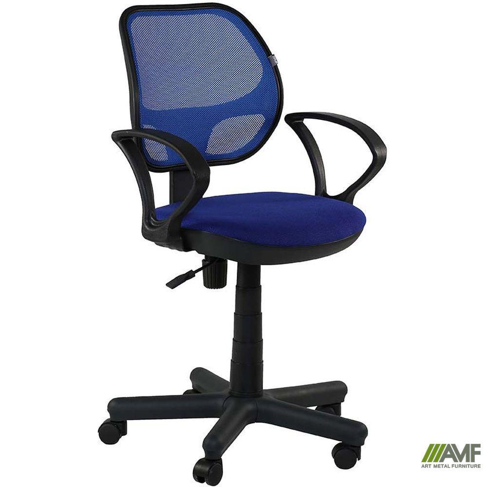 Кресло Чат/АМФ-4 сиденье Неаполь №34/спинка Сетка лайм