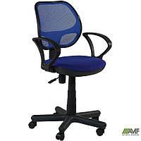 Кресло Чат/АМФ-4 сиденье Неаполь №34/спинка Сетка лайм, фото 1