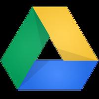 Фото товаров на Google Drive