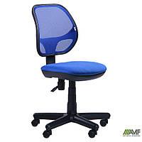 Кресло Чат сиденье Неаполь N-22/спинка Сетка синяя, фото 1