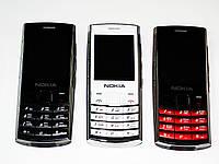 Nokia X2-00 3SIM - стильный дизайн, фото 1