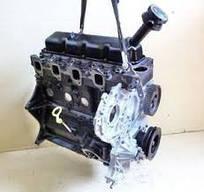 Двигатель б/у Ford Transit 2,5D/TD