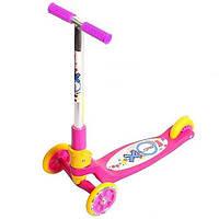 Детский трехколесный самокат Tredia sport