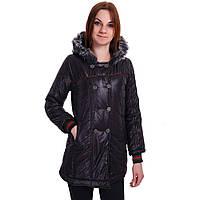 Куртка женская удлиненная Ж003