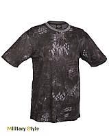 Камуфлированная футболка (Mandra Night) - M