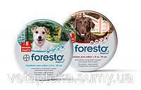 Форесто Bayer (Германия) 38 см. ошейник для борьбы с эктопаразитами у собак.