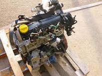 Двигатель б/у Renault Kangoo 1,5dci K9K до 2008
