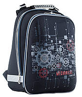 """Каркасный школьный рюкзак """"Yes"""" H-12 Mechanical"""