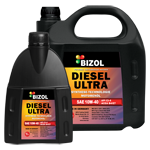 Bizol Diesel Ultra SAE 10W-40 1л.