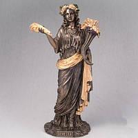 """Красивая статуэтка """"Деметра"""" 30 см. Символ плодородия. (богиня плодородия)"""