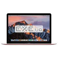 "Ноутбук Apple MacBook A1534 12"" Core M3 DC 1.2GHz 8GB 256GB Intel HD Rose Gold (MNYM2UA/A)"