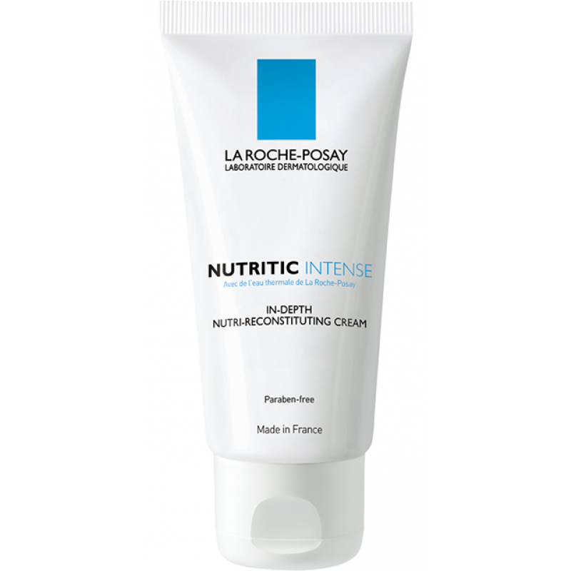 La Roche-Posay Нутритик интенс риш увл крем для оч сухой кожи лица тюбик 50 мл