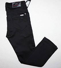 Детская одежда оптом от производителя.Школьные штаны с поясом на девочку 5,6,7,8 лет