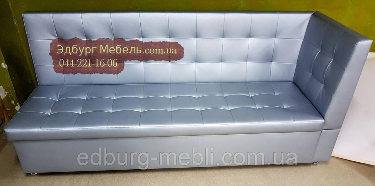 Диван  Пегас Квадро с ящиком и спальным местом 1900х600х900мм - Эдбург-мебель производcтво мягкой мебели  в Киеве