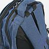 Оптом спортивный рюкзак Адидас - синий - 963, фото 2