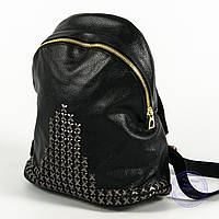 Оптом модный рюкзак из кожзама небольшого формата - 777