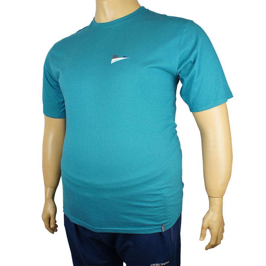 Чоловіча футболка Imako M:AGENOR В ментолового кольору
