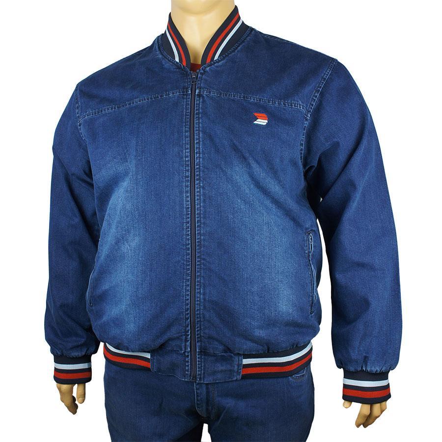 Куртка чоловіча демісезонна Dekons 4049  великих розмірах