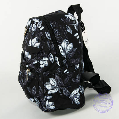 Оптом красивый рюкзак небольшого формата с листьями - 114, фото 3