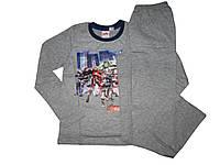 Пижама трикотажная для мальчика, размер 134/140, Lupilu, арт. 323