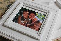 Шкатулка-рамка деревянная для фото.Подарок.Уникальный подарок.Рамка деревянная.Шкатул.Коробка для фото.