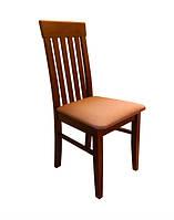 Деревянный стул из массива хвойных пород деревьев. Скиф, модель ЖУР-17