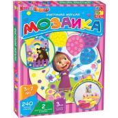 """Детская мозаика """"Маша и Медведь"""""""