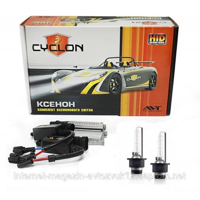 Ксенон Cyclon Slim 35W D2S 6000K Xenon