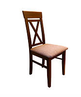 Деревянный стул из массива хвойных пород деревьев. Модель ЖУР-18 Скиф