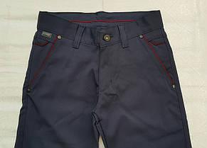 Модные нарядные брюки на мальчиков Юниоры 158,164,170 роста, фото 2