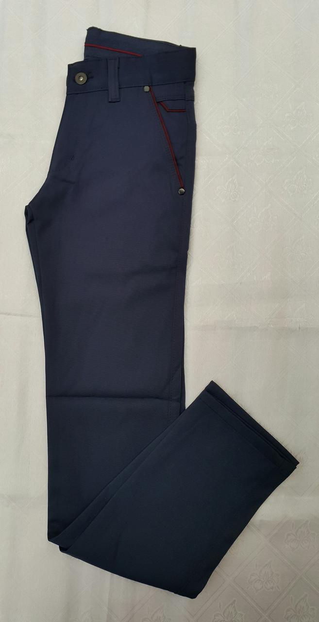 Модные нарядные брюки на мальчиков Юниоры 158,164,170 роста