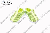 Детские кроссовки салатовые (Код: 32896-1) , фото 1