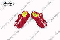Детские кроссовки 32896-2 красный