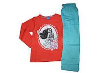 Пижама трикотажная для девочки, размеры 98/104,98/104,110/116, Lupilu, арт. 316