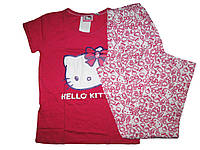 Пижама трикотажная для девочки, размер 134/140, Lupilu, арт. 314