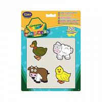 Набор стикеров для самых маленьких Животные, Crayola (12599)