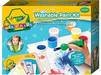 Набор для творчества Рисуем красками, Mini Kids Crayola (81-8112)
