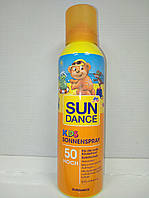 SUNDANCE Kids Спрей для загара LSF 50, 150 мл