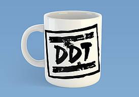 """Чашка """"DDT"""""""