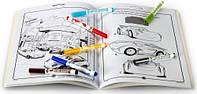 Книга-раскраска с фломастерами Тачки-3, Crayola (04-0288)