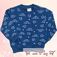 Кофточка с кнопками для мальчика Размеры: 86-92-98-104 см (5488-1)
