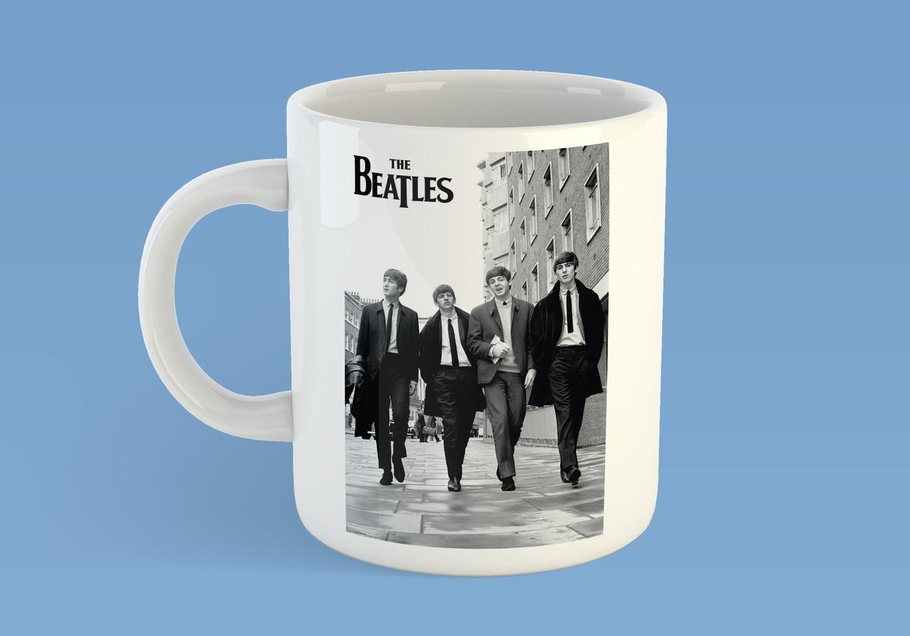 """Кружка """"The Beatles"""""""