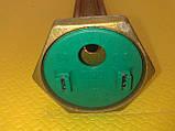 Тен для бойлера різьбовий 4.0 кВт. / 220 В. / L - 400 мм. Італія Thermowatt, фото 3